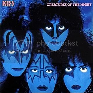 KISS Creatures