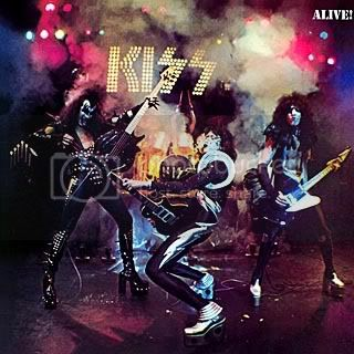 KISS Alive small