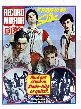 Record Mirror,Slade,1976