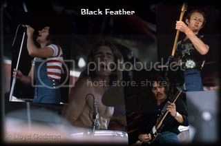 Te Rapa 1973 Black Feather, Black Feather, Te Rapa, New Zealand 1973, photo by Lloyd Godman