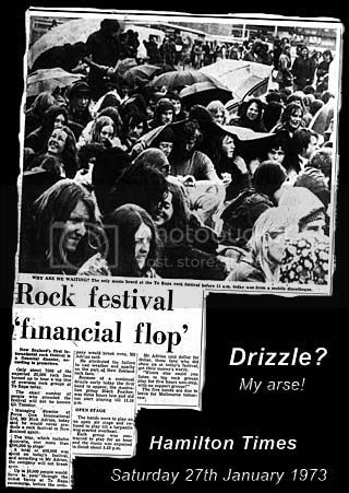 Te Rapa flop large, Hamilton Times Tuesday 27th January 1973