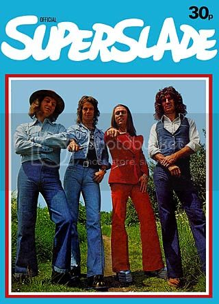 Cover large, SuperSlade mag 1974