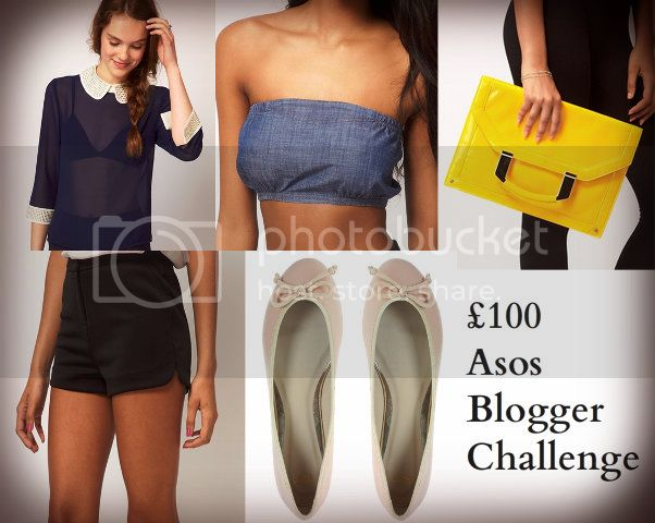 Asos Blogger Challenge