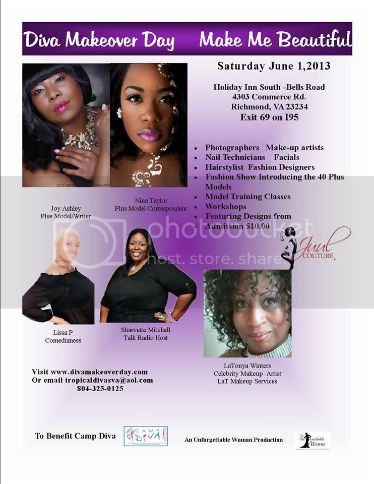 Diva Makeover Make Me Beautiful Event June 1st 2013