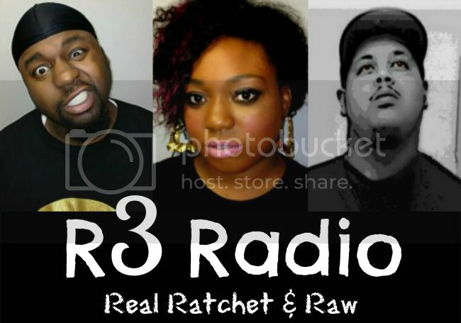 Check Me Out Every Tuesday at 9pm on R3Radio: Real Ratchet &amp; Raw