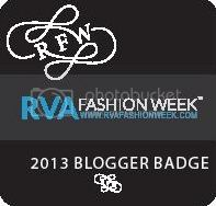 Official RVA Fashion Week Blogger