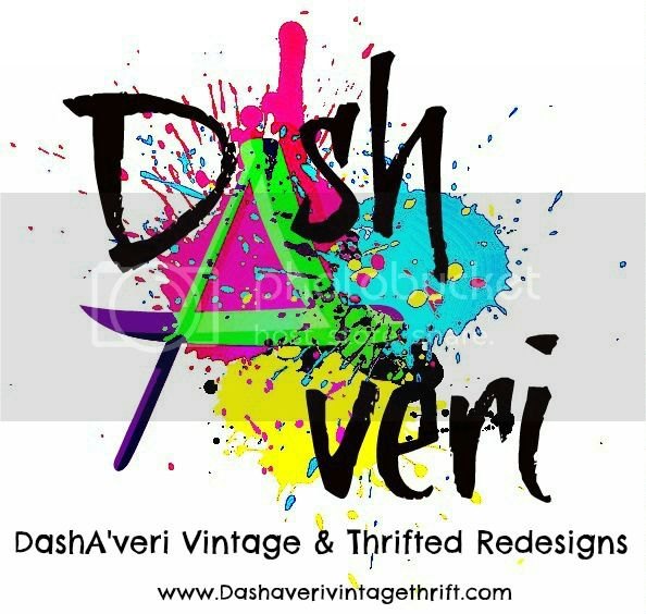 Shop DashA&#039;veri Vintage &amp; Thrifted Redesigns