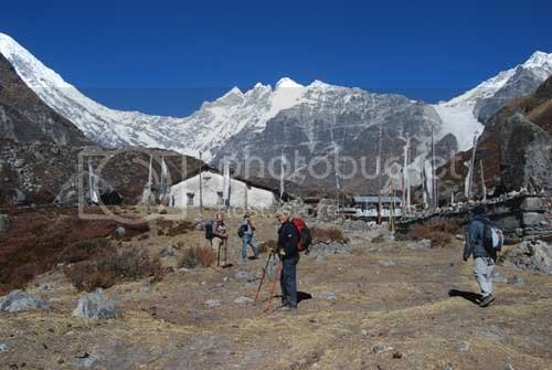 Langtang trekking